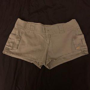 Women's green O'Neil shorts